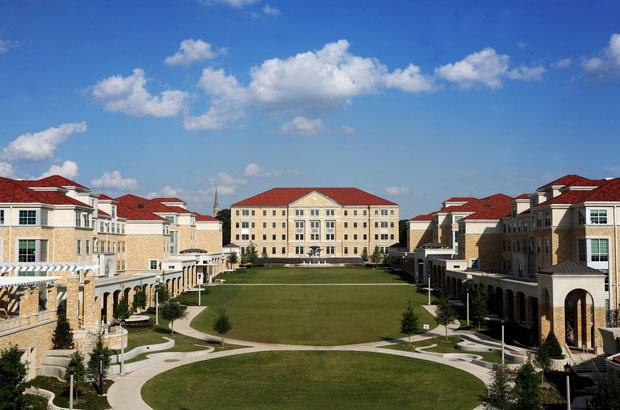 Texas Christian University Harris College CRNA School