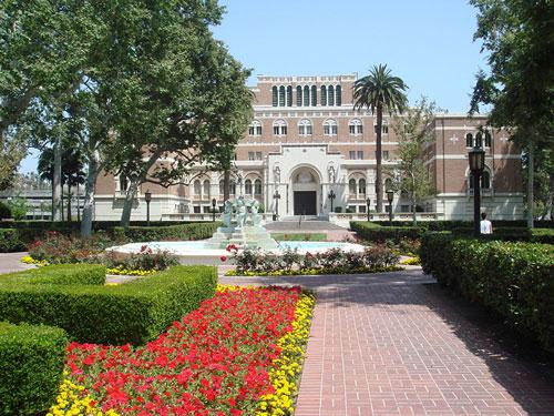 University of Southern California CRNA School Keck School of Medicine