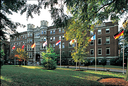 Webster University CRNA School