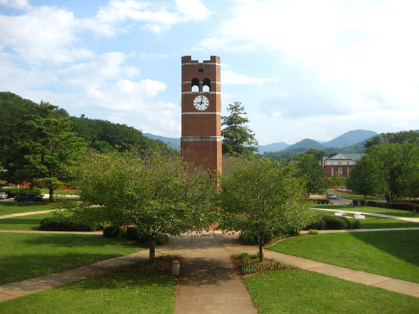 Western Carolina University Nurse Anesthesia Program