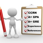 Preparation for applying to CRNA school