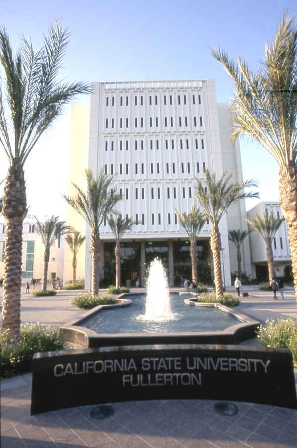 California State University Fullerton CRNA School
