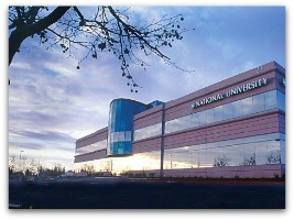 National University Nurse Anesthesia Program