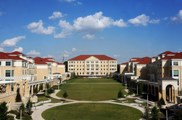 Texas Christian University Harris College CRNA School
