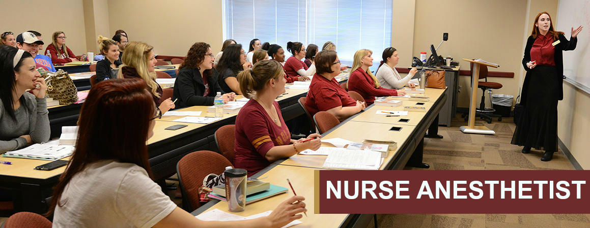Master of Science in Nurse Anesthesia - CRNA Career Pro
